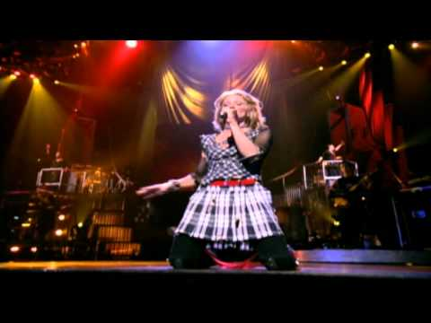 Madonna - Ray Of Light (Drowned World Tour)