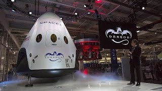 Hoch gezielt: SpaceX will zwei Touristen um den Mond fliegen