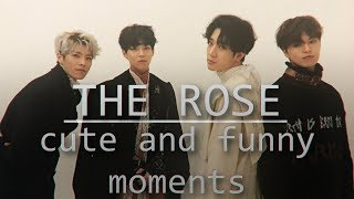 The Rose [더로즈] | Guide Cute And Funny Moments ♥