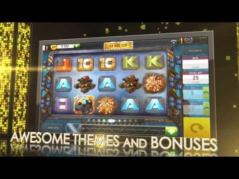 Video of Golden Reels Casino Slots