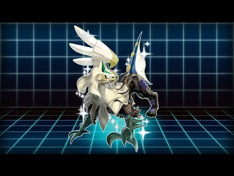 Bring the Power of Shiny Silvally to Your Pokémon Team!