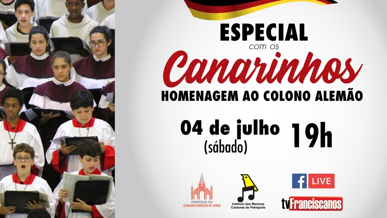 Especial com os Corais dos Canarinhos #06 | Homenagem a Colonização Alemã