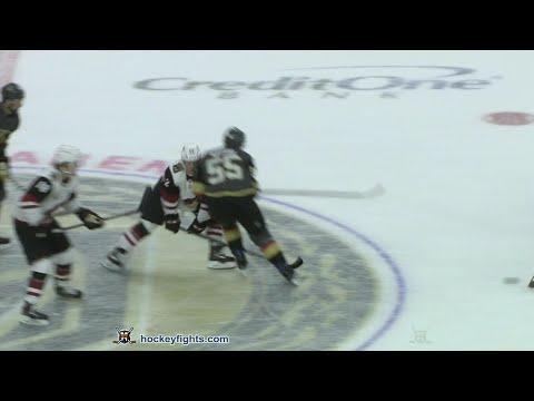 Keegan Kolesar vs. Christian Fischer