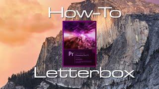 Cinematic sliding letterbox effect tutorial final cut pro x most letterbox in adobe premiere pro cc 2014 tutorial spiritdancerdesigns Gallery