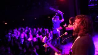 "EXHUMED ""Limb from Limb"" live @ Club Soda, Montreal."