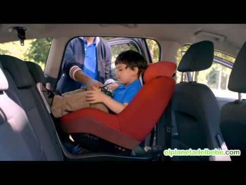 Bebeconfort. 2 Way. Silla de coche para bebés grupo1. Normativa i-size.