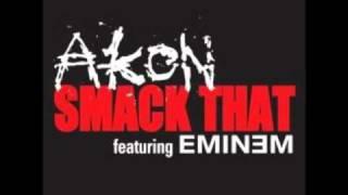 Akon feat. Eminen - Smack That faster version