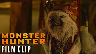 MONSTER HUNTER Clip – Palico | Now on Digital!
