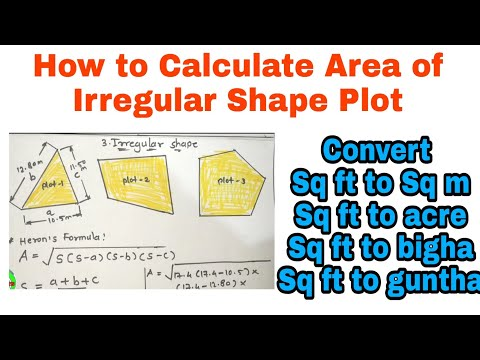 Download How To Calculate Land Area In Square Feet Plot Area