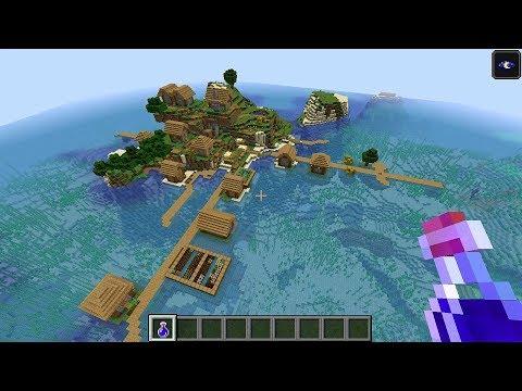 minecraft island seed ps4 1.13