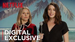 Kristen Bell, Kelsey Grammer, Seth Rogen Karaoke Tips | Like Father | Netflix