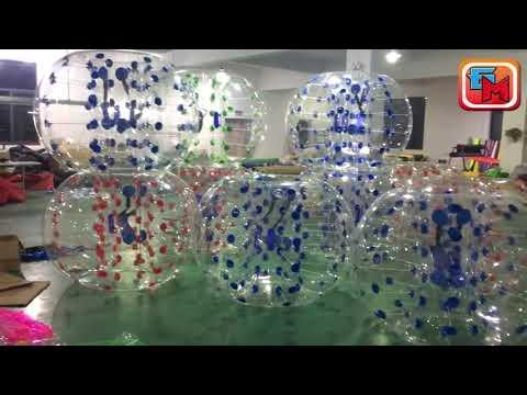 Надувные бамперболы из ТПУ Диаметр 1,5 м от