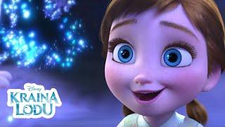 Kraina Lodu   Anna i Elsa bawią się w śniegu   Księżniczki Disneya