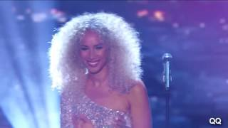 Leona Lewis - Memory + Fire under my feet live Dancing with the stars 2016