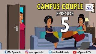 CAMPUS COUPLE EP5 (Splendid TV) (Splendid Cartoon)