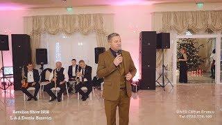 GHIȚĂ CĂLȚUN BRANCU  - REVELION SHOW 2018   L & A EVENTS BOZOVICI  1