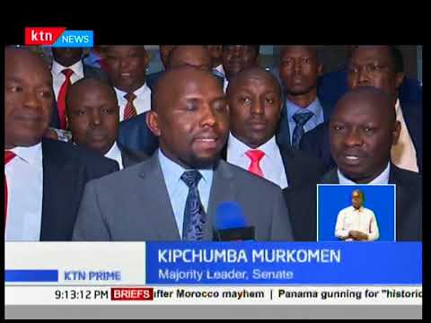Rift Valley MPs take Murkomen to task on his recent comments