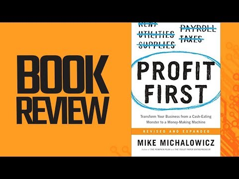 Profit First (Book Review)