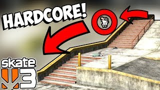 Clearing The Double Set | Epic Challenges: Skate 3