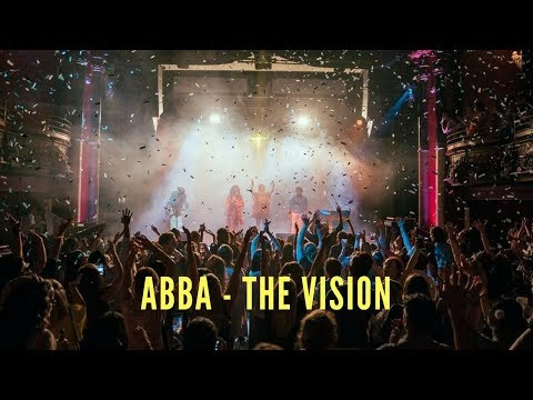 ABBA - The Vision Video