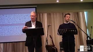 25 Mars 2018 Mateu 16:13-16 Dy pyetje të cilave çdo i krishterë duhet t'u përgjigjet