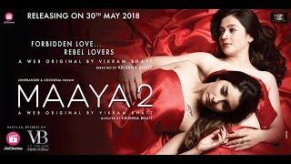 Maaya 2   Song Promo   Jee Chahta Hai   A Web Original By Vikram Bhatt