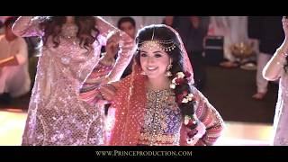 Aisha & Hamza's Mehndi Highlights - Grand Pakistani Wedding