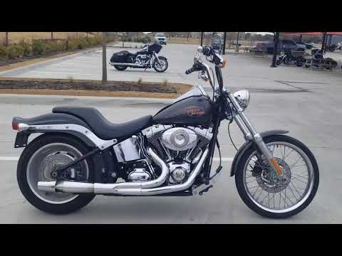 2008 Harley-Davidson® Softail® Custom  FXSTC