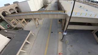 Closed Mall FPV Freestyle