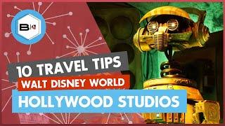 Top 10 Tips Visiting Disneys Hollywood Studios In 2020