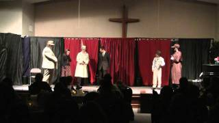 Evening performance The Case of the Parable Guy scene 13