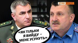 Kto grozi pułkownikowi z Krymu przebywającemu w areszcie śledczym? | Krym Realia- nagranie w j.rosyjskim