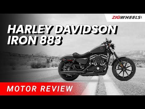 Reviews Harley Davidson Iron 883
