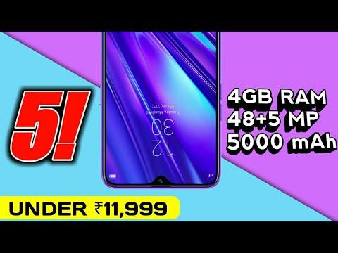 Download Top 5 Best Smartphone Under 12000 In India 2019 Video 3GP