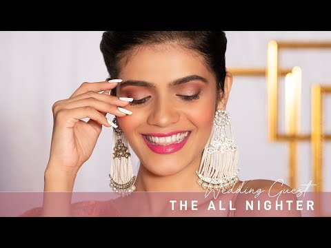 Wedding Makeup | MyGlamm | Tips and Tutorials | The Up All Nighter