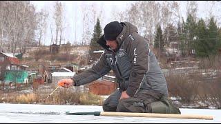 Зимний костюм-поплавок для рыбалки rescue