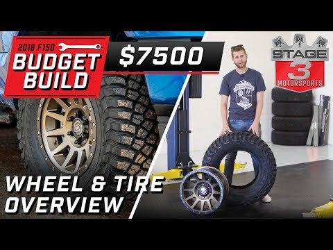 2018 Ford F150 Budget Build Icon Wheels and BFG KM3 Tires Tier 3 $7500