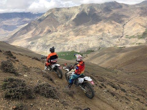 NEPAL ENDURO ADVENTURE|EXPLORING THE HIMALAYAS