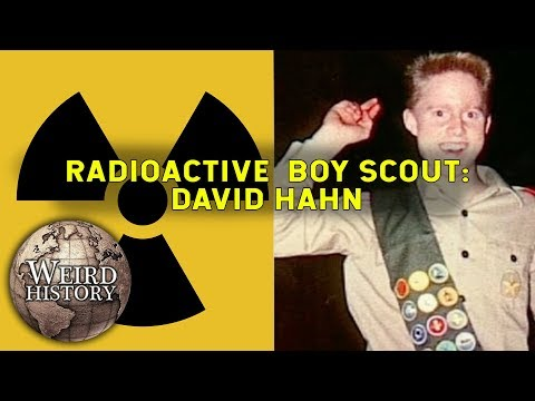The sad story of David Hahn, the Boy Scout who built a nuclear reactor.