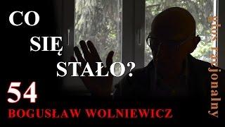 Bogusław Wolniewicz 54 CO SIĘ STAŁO? WYBORY PREZYDENCKIE 2015