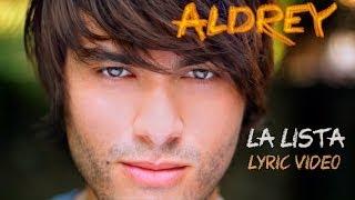 Aldrey - La Lista (Lyric Video Oficial) #LaLista