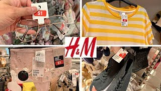 H&M CLEARANCE!!! SHOES, CLOTHES + HANDBAGS JUST $5 AND UNDER!!!
