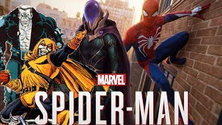 Spider-Man PS4 - What VILLAINS are Missing?