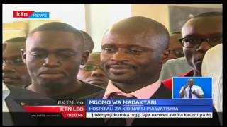 KTN LEO : Madaktari katika hospitali za kibanfsi watishia mgomo