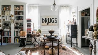 Eclectic Chic • Tour Artful Home | Interior Design