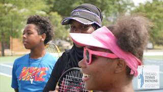 """Promoting """"Access to Tennis"""" for kids throughout the Chicago area"""