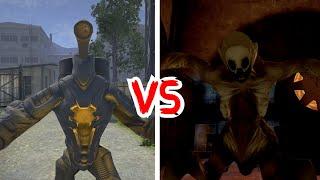 The Announcer vs Scorpion Born | Tubbieneo Slendytubbies 3