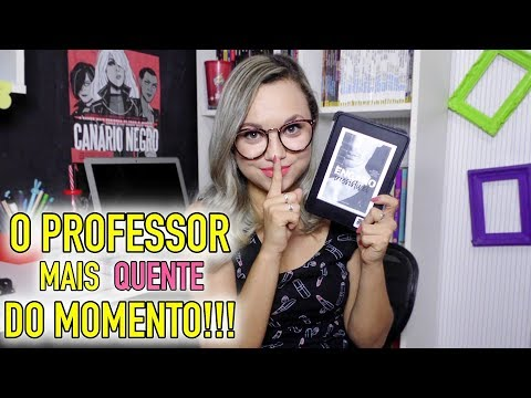O PROFESSOR MAIS QUENTE DO MOMENTO!