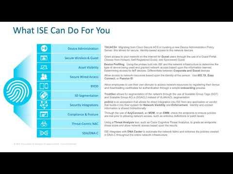 ISE Onboarding & Installation Webinar - YouTube