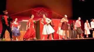 MTHS Grease Preview 'Shakin' at the High School Hop'